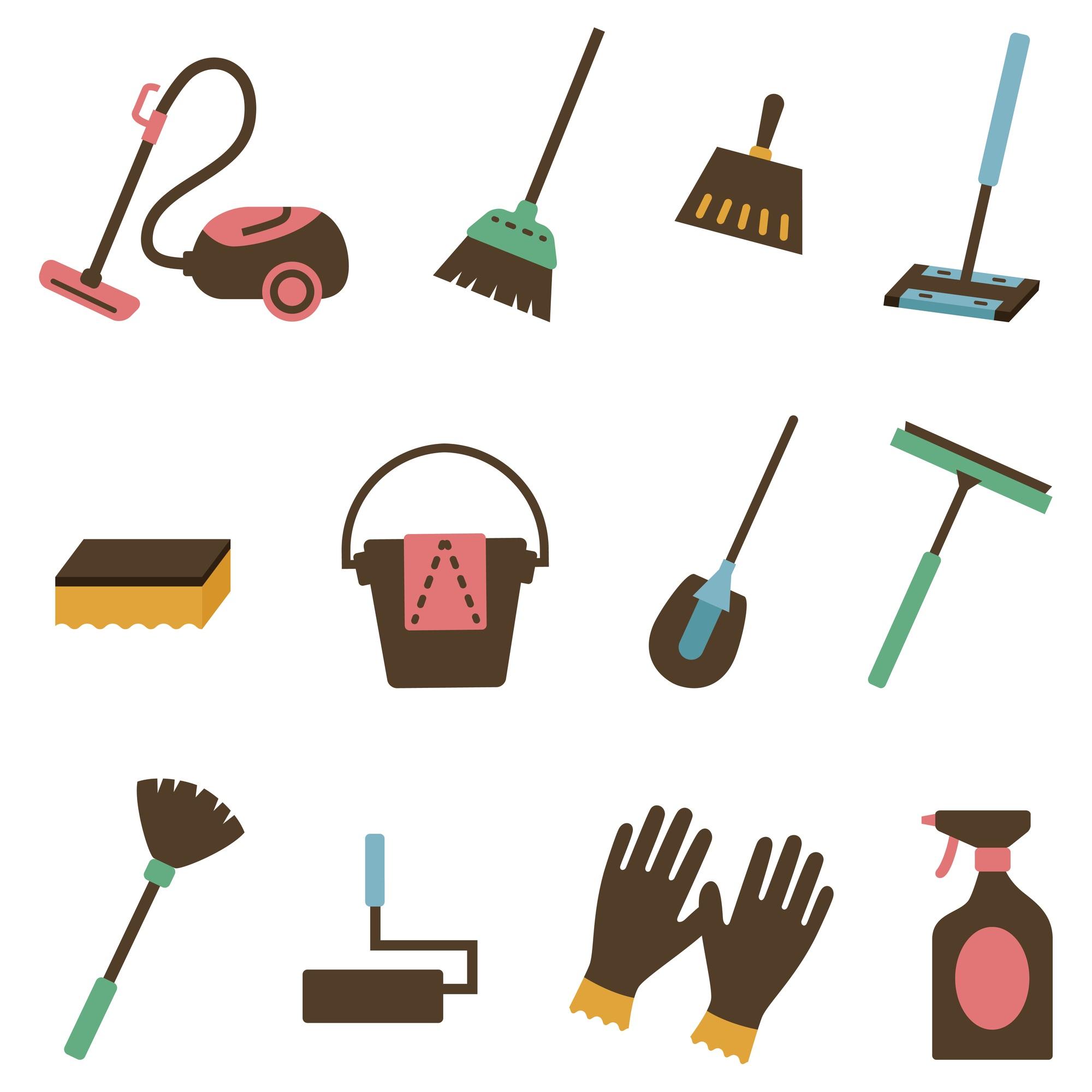 便利で手放せなくなる掃除用具15選!キッチンやお風呂がピカピカに☆|水